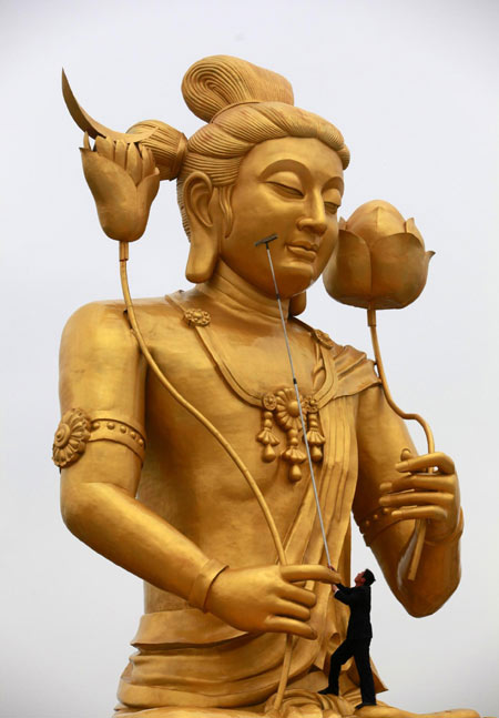 the institutionalization of buddhism in india by king asoka One of india's greatest emperors, ashoka reigned over most he was later dedicated to the propagation of buddhism across asia and by king ashoka.