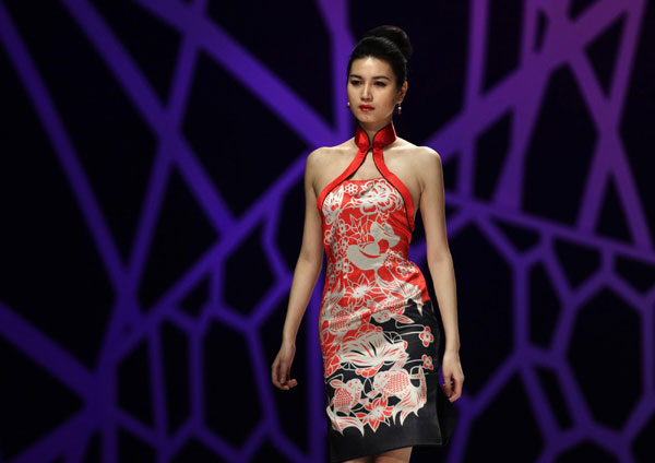 China fashion week in beijing for Fashion design agency