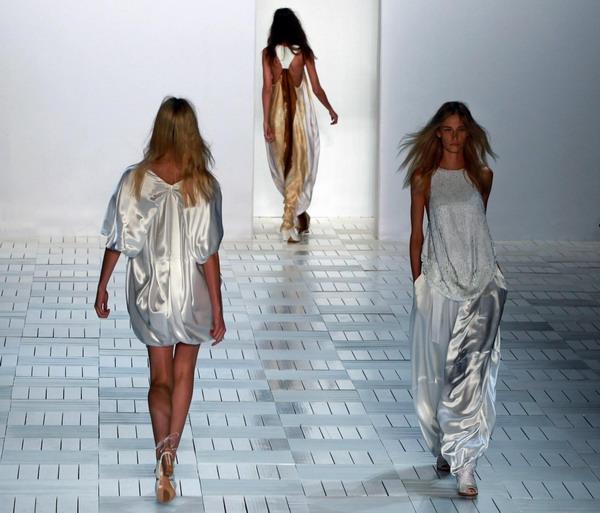 Fashion Rio Summer 2012 in Rio de Janeiro
