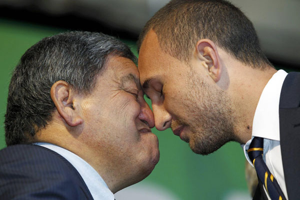 Hongi greeting ahead of rugby world cupworldchinadaily hongi greeting ahead of rugby world cup australias m4hsunfo