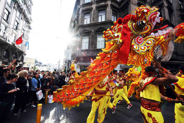 Chinese culture celebrated in Turkey[2]- Chinadaily.com.cn