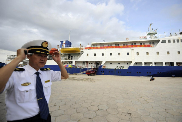 Guardian of Sansha marine lines