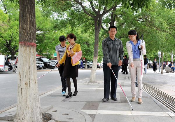 blind people on china In contrast, blind massage not only passed the censors in china and won two  golden roosters in the people's republic, but also went on to sweep the board.