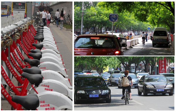 Beijing bike-sharing program needs more riders