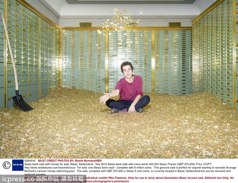 Bank Vault On Sale With Eight Million Coins 7 Chinadaily