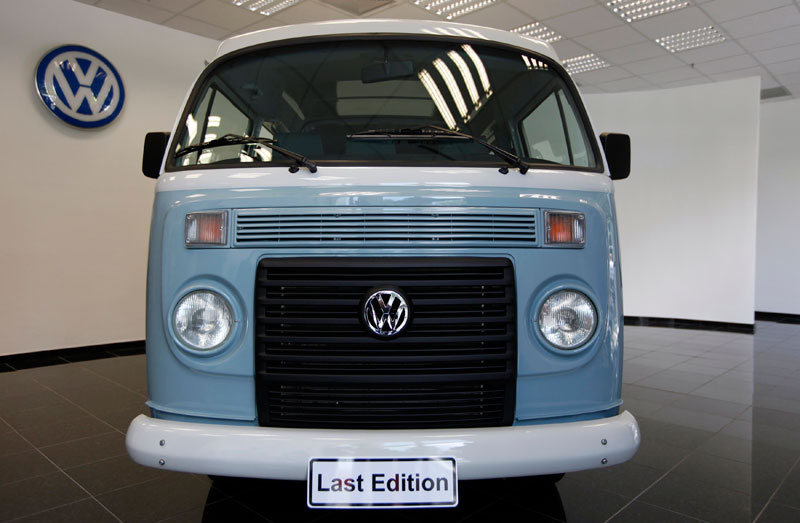 Vw Kombis Epic Journey Reaches End In Brazil1 Chinadaily