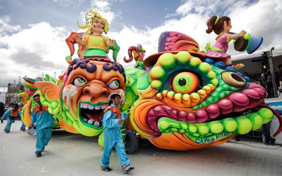 Agree, Trinidad and tobago carnival you wish