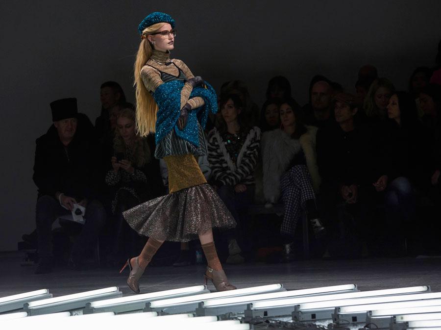 New York Fashion Week, Feb 11[6]- Chinadaily.com.cn