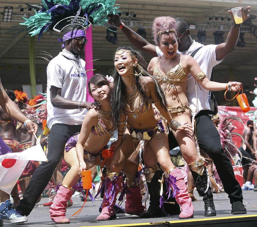 Carnival sex trinidad