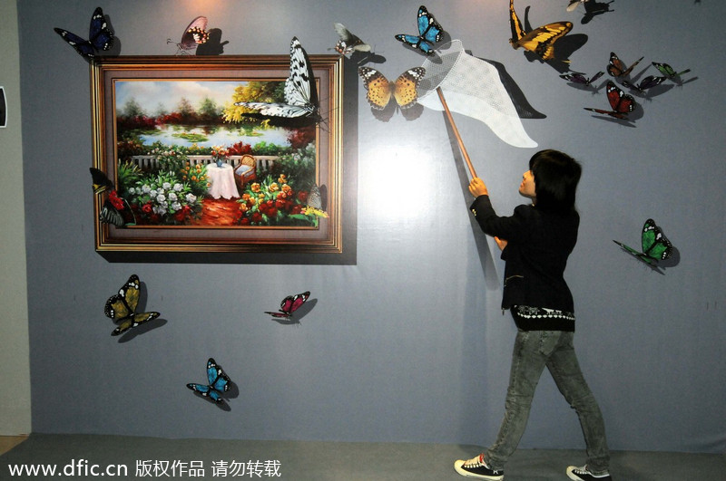 D Exhibition China : D art exhibition in nanning chinadaily