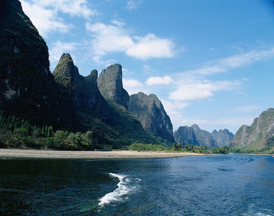 Travel in Guilin