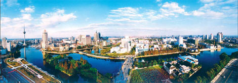 Nantong - a national model in so many ways