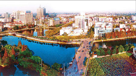 Nantong: Robust growth, global challenges