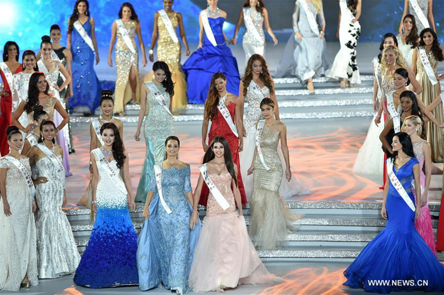 miss spain mireia lalaguna royo crowned miss world 2015