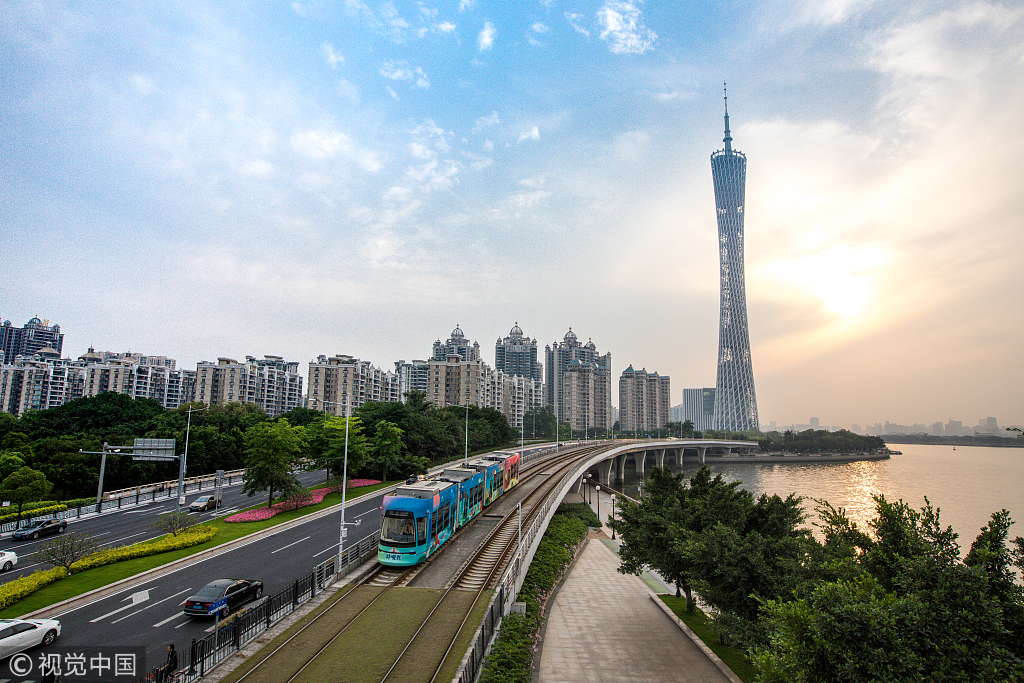 Guangdong province continues to lead China in GDP