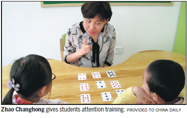 Special Education Challenge For >> Answering The Special Education Challenge Regional Chinadaily Com Cn
