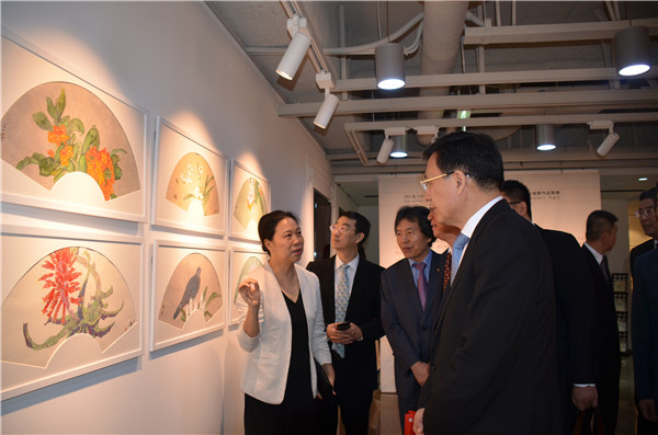 Guangdong culture week in Seoul promotes cultural exchanges