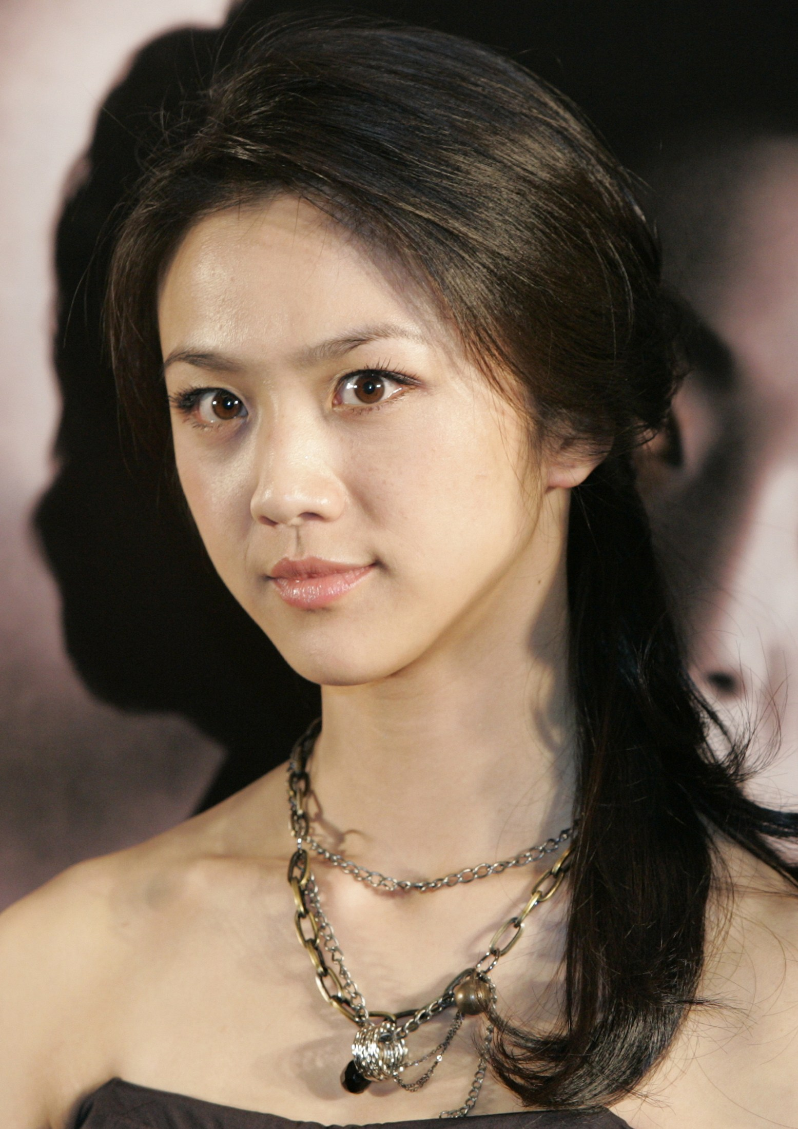 Chinese Actress Tang Wei Attends A Japan Premiere Event Of Lust Caution In Tokyo January 24 2008 The Film Opens February 2 Agencies