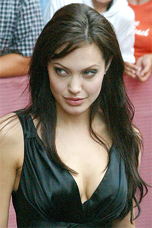 Angelina Jolie has been asking adult movie star Tera Patrick for advice on ...