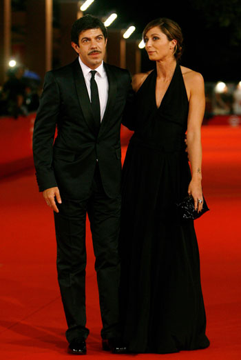 """Monica Bellucci with her latest movie """"The Man Who Loves ... Daniel Craig"""