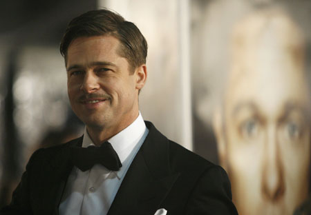 Brad Pitt's ghost obsession