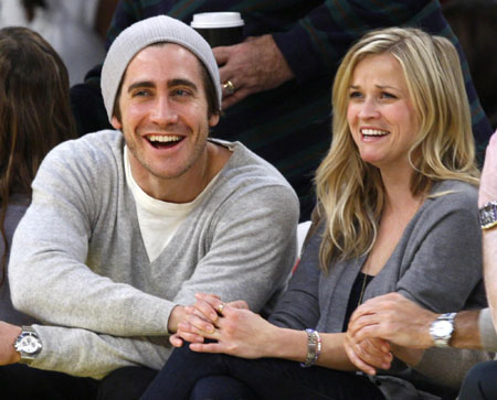 reese witherspoon and jake gyllenhaal 2009
