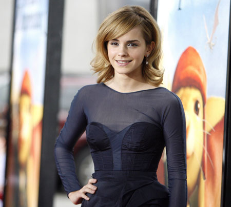 Emma Watson is tired of doctored nude photographs being circulated around ...