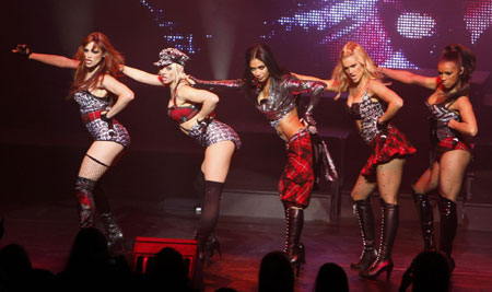 Pussycat Dolls Domination Tour 87