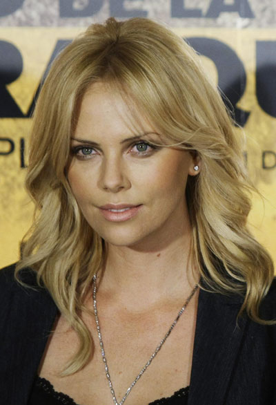 Charlize theron new movie 2009