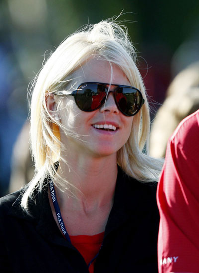 tiger woods wife elin nordegren. Tiger Woods#39; wife, Elin