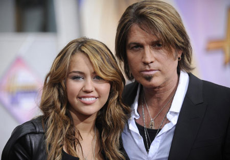 Miley Cyrus And Taylor Swift Attend Premiere Of Hannah Montana The
