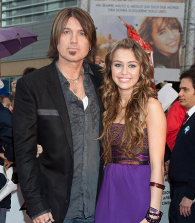 billy ray cyrus and miley cyrus. Billy Ray Cyrus and Miley