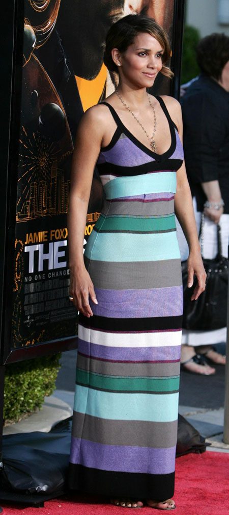 Halle Berry and other celebs at premiere of film