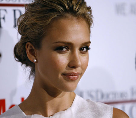 Jessica Alba, Paris Hilton,Campbell and other celebs at Africa Health Summit gala