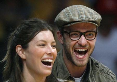 jessica biel and justin timberlake 2009. Booze bully Justin Timberlake