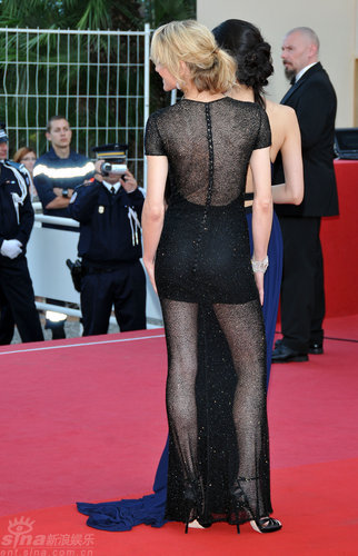 Bringing sexy back to Cannes