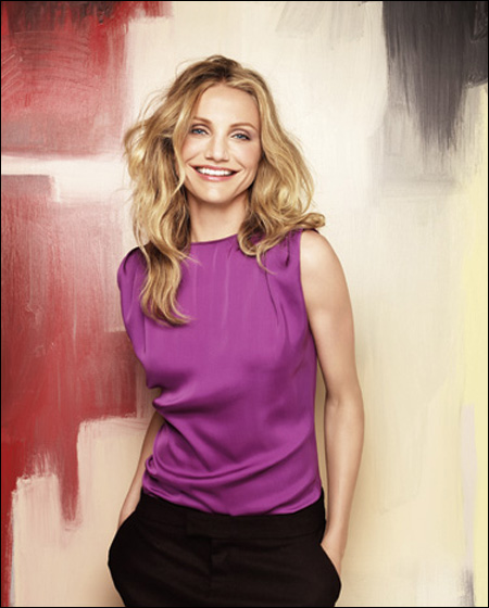 Cameron Diaz not ready for kids