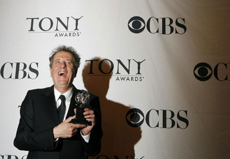 63rd annual Tony awards winners announced