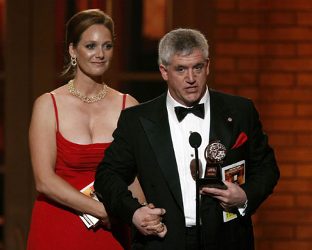 63rd annual Tony awards winners announced