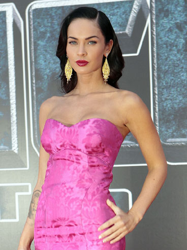 megan fox transformers revenge of the fallen premiere. Megan Fox at Moscow premiere