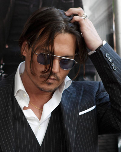 johnny depp public enemies. Johnny Depp,Marion Cotillard