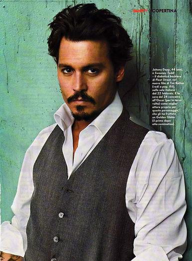 Johnny Depp's accidental island