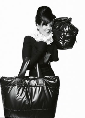 Lily Allen's Photoshoots for Chanel