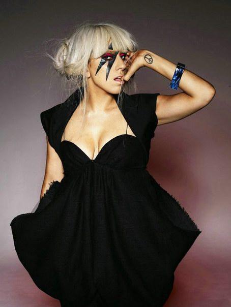 lady gaga hermaphrodite picture. Lady Gaga dismisses