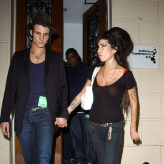 Josh Bowman Amy Winehouse Funeral