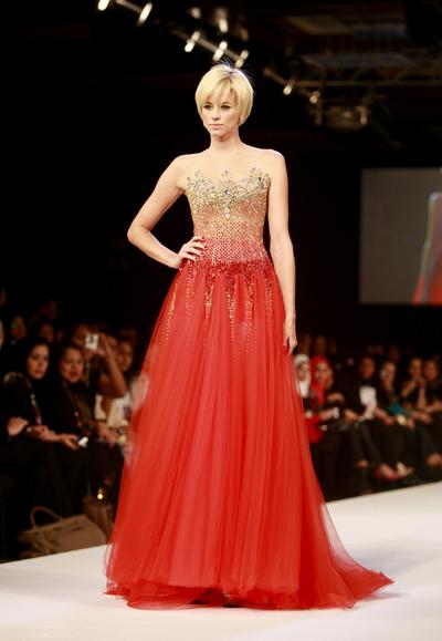 Dubai Fashion Week Ii