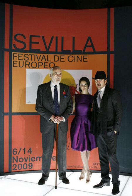 Colin Farrell at Sevilla European film festival