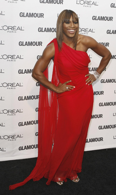 The 2009 Glamour Women of the Year award show