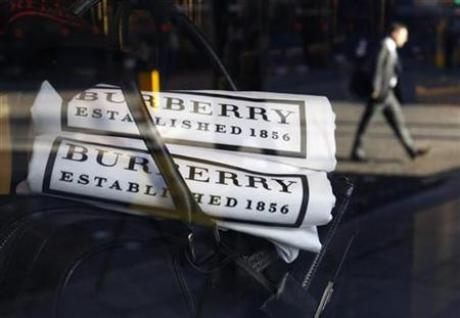 Burberry creative head wins Brit Designer of Year