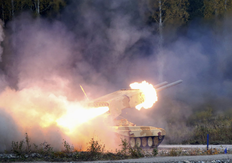 Exhibition at Russia Arms Expo 2013[2]|chinadaily.com.cn
